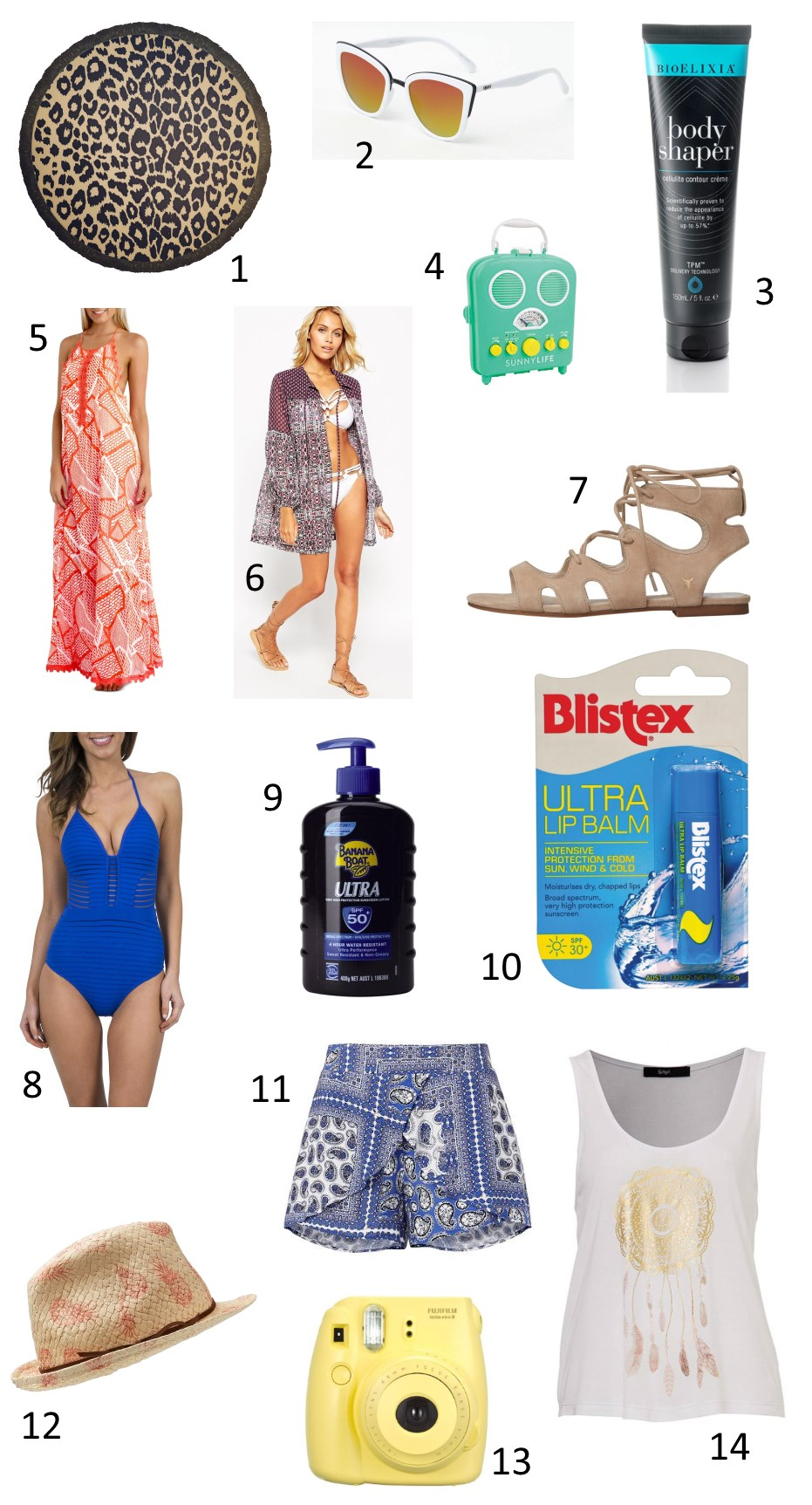 holiday essentials with fiona and mel