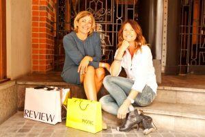Fiona and Mel - Image Stylists